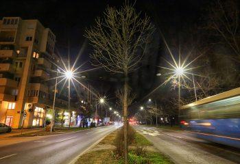 Adaptacija I izgradnja javnog osvetljenja na teritoriji Grada Novog Sada
