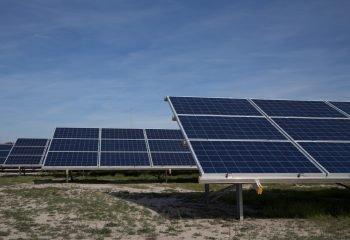 Fotonaponska ( solarna ) elektrana Sajan