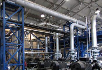 "Izgradnja gasne kotlarnice 2x50MW – ""Fiat"" Kragujevac"