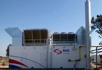 Kogeneracione elektrane 995kWe na lokaciji SOS Kikinda Gorenje