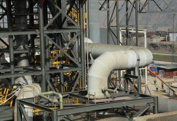 Projektovanje, inženjering, nabavka, izvodjenje svih radova, tehnički prijem, puštanje u rad, testiranje i obuka za postrojenje za iskorišćenje otpadne toplote iz tehnoloških procesa topionice i fabrike sumporne kiseline u okviru kompleksa RTB grupa