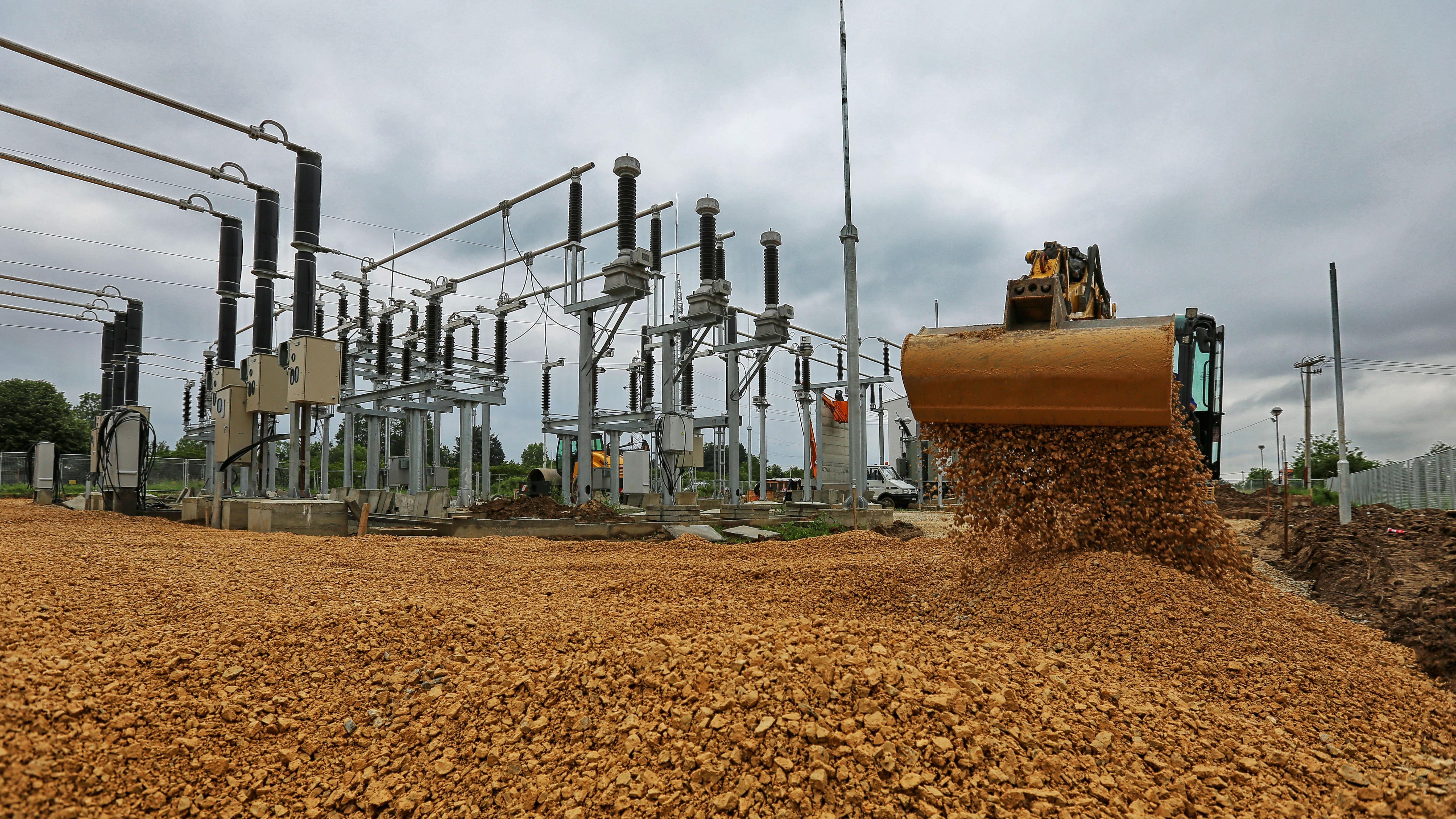 TS 110/35/10 kV Ub 2 – Radovi sa isporukom dobara